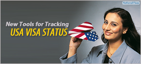 """ New Tools for Tracking USA Visa Status"""