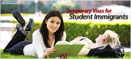 """Temporary Visas for Student Immigrants"""